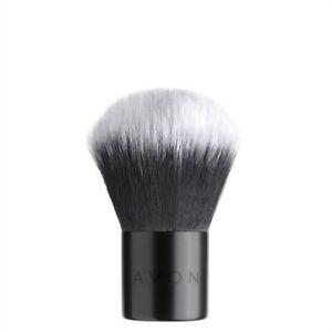 Avon-Cosmetics-Brush-Kabuki-Face-Brush-Applicator-for-Mineral-Powder-Makeup