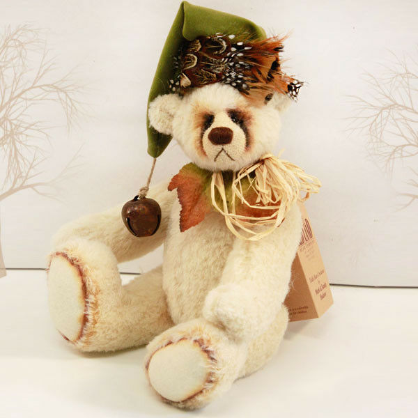 Autumn Dwarf by The rossoland Bear Company - Cooperstown Bears