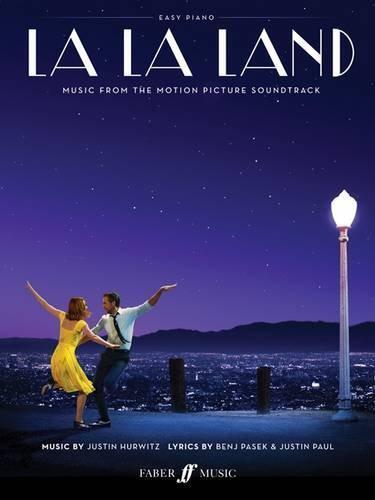 La LA Land (Easy Piano) by Justin Paul, Benj Pasek, Justin Hurwitz, NEW Book, FR
