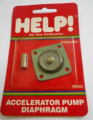 Dorman 90085 Carburetor Accelerator Pump Diaphragm for Jeep /& AMC V8 V-8 Engines