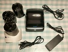 Dymo Labelwriter 4xl Label Thermal Printer Model 1738542 With Cables Extra Labels