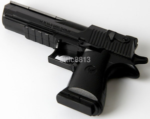 Plastic Kids Children Toys Building Blocks Gun Model Assembling Pistol AU