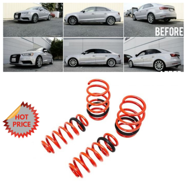 AWD Only H/&R Sport Lowering Coil Springs Set fits 2006-2013 Lexus IS250