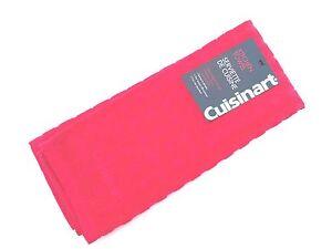 Cuisinart-Polka-Poka-Dot-Pattern-Red-Cotton-Towel