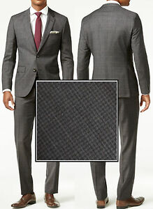 e0ccaa6be08 NWT HUGO (Hugo Boss Red Label) By Hugo Boss Slim-Fit Wool Suit Size ...