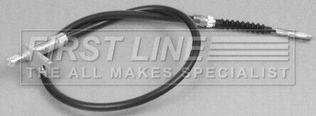MERCEDES CL500 C215 5.0 Handbrake Cable Rear Right 99 to 06 M113.960 Hand Brake