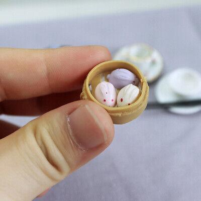 5Pcs 1//12 Miniature food mini fruit drink model for dollhouse kitchen toys HZ