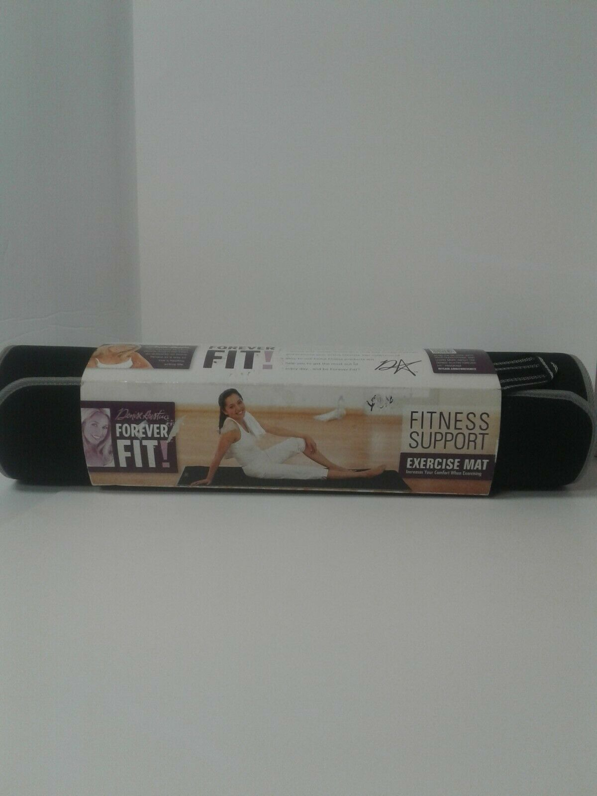 Denise Austin  Forever Fit! Yoga Mat