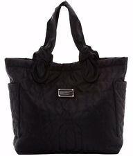 New Marc by Marc Jacobs Pretty Nylon Lil Tate Black Quilt Shoulder Bag Tote