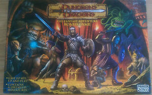 Dungeons-amp-Dragons-The-Fantasy-Adventure-Board-Game-Parker-SPARES