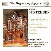 1 of 1 - Dietrich Buxtehude - Buxtehude: Organ Music, Vol. 4 (2005)