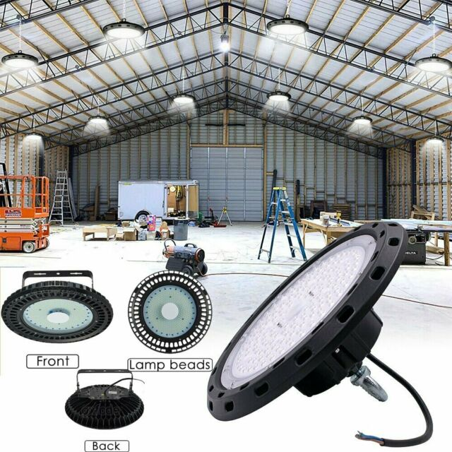 LED High Bay Light 50W 70W 100W 150W 200W 250W 300W 500W Watt Warehouse Led Shop