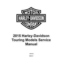 2015 harley davidson electra glide flhtk flhtcu flhtkl service rh ebay com harley touring service manual 2017 harley touring service manual 2015