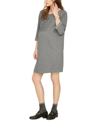 Size 1 Hatch GREY Maternity The Brunch Dress