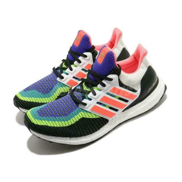 Size 12.5 - adidas UltraBoost 2.0 DNA What The - Cloud White