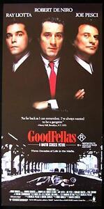 GOODFELLAS-1990-Robert-DeNiro-MARTIN-SCORSESE-Australian-Daybill-Movie-Poster