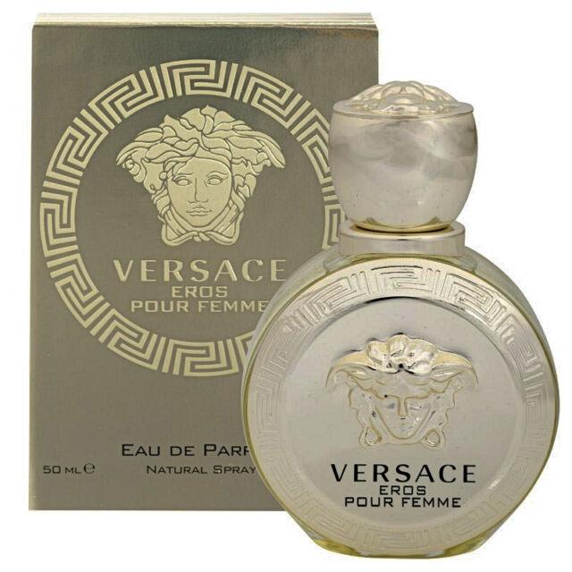 Versace Eros Fragrance for Women 50ml EDP Spray