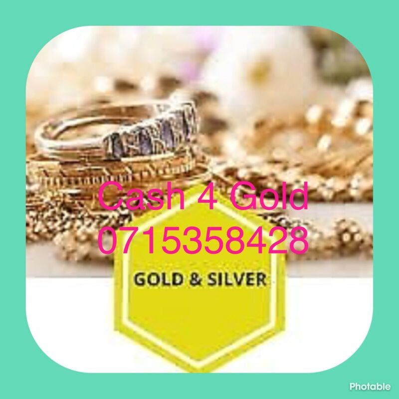 Convert Your Gold Old Jewelry Into Instant Cash ! We Come