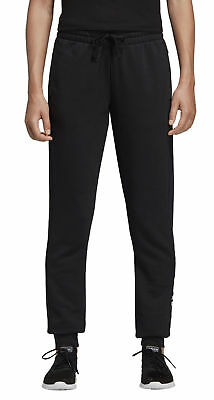Gerade Adidas Damen Perfomance Fitnesshose Trainingshose Essentials Linear Pant Schwarz
