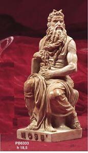 Statua-Mose-di-Michelangelo-18-5-cm-in-resina-by-Paben