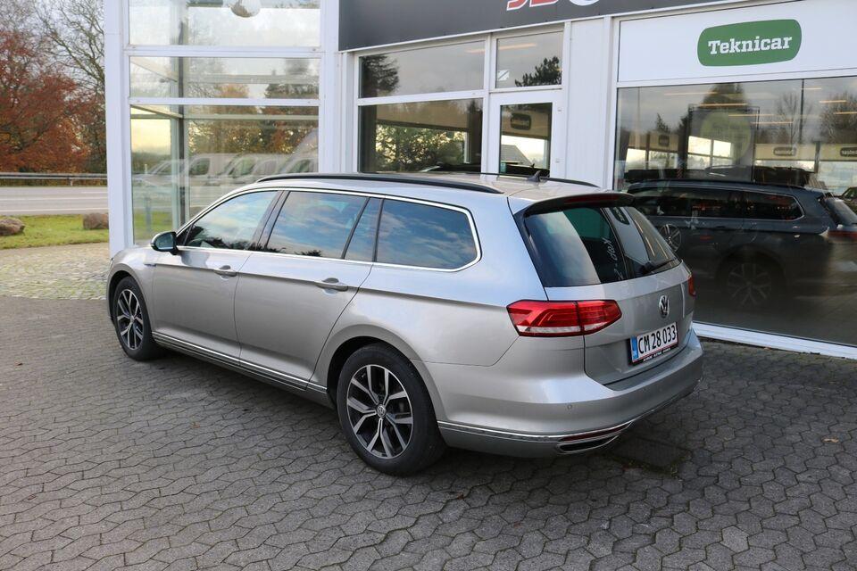 VW Passat 1,4 GTE Variant DSG Benzin aut. Automatgear