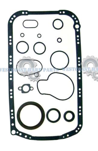 BRAND NEW 92-96 Honda Prelude 2.3 DOHC H23A1 Master Engine Rebuild Kit