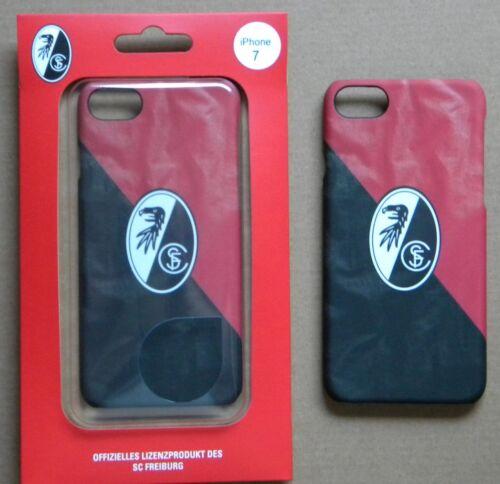 SC Freiburg Handyhülle Rückcover Clip Bumper Schale Hülle f Apple iPhone 7 8