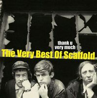 The Scaffold - Thank U Very Much: Very Best Of [new Cd] on Sale