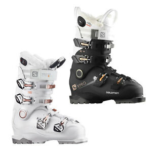 a8225f5a97b Salomon x pro 90 W Custom Heat Connect Edition Damen Ski Boots Ski ...