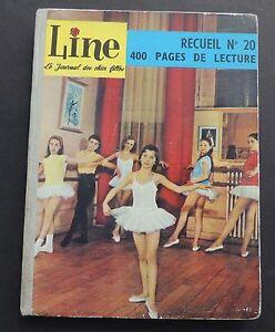 LINE-recueil-n-20-Album-des-n-272-a-284-1960-TBE