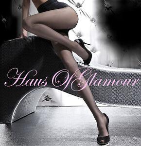 brillant-de-luxe-DIAPHANE-jusqu-039-a-la-taille-tights-elegant-Smoky-Gris-et-autres