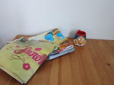 2 Tlg Kinderbettwäsche Schneewittchen Zwerg Becher Kinder Bettwäsche Bed Linen Möbel & Wohnen