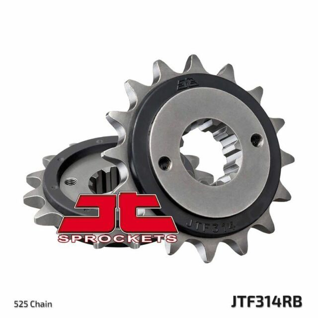 JT Rubber Cushioned Front Sprocket 16 Teeth fits Honda XRV750 Africa Twin 1998