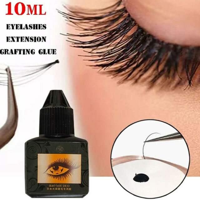 10ML Individual Eyelashes Extension Grafting Glue Long-lasting Good Nature SALE