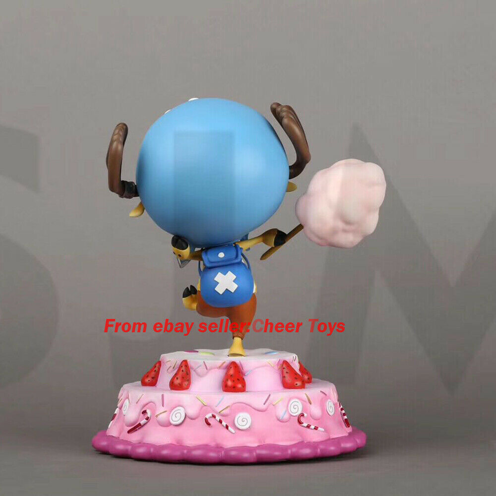 "in stock 2019 SJM Studio 1//6 One Piece Tony Tony Chopper Model 2KG 8/"" inch"