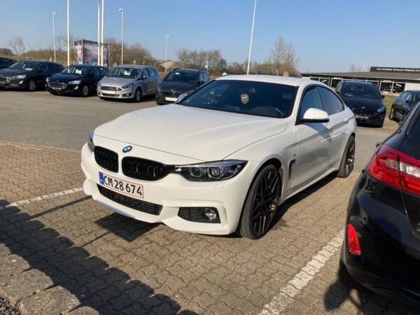 BMW 420i 2,0 Gran Coupé Sport Line aut. - billede 1