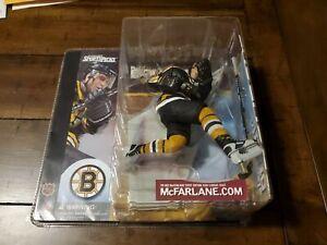 MCFARLANE NHL 1 RAY BOURQUE  BOSTON BRUINS REPAINT SUPER CHASE VARIANT  RARE