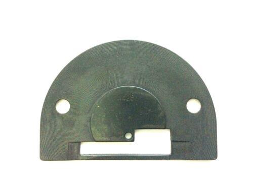 44256 Máquina de Coser Industrial Singer Parte de la placa de la aguja