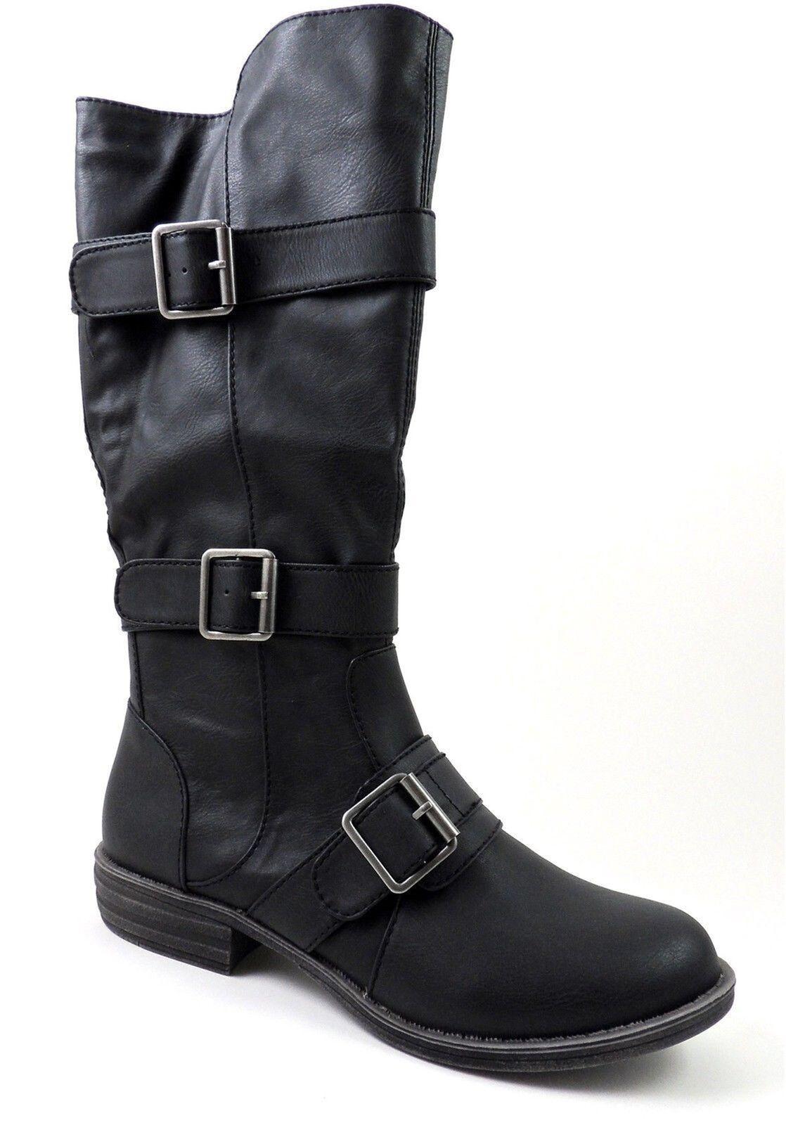 American Rag Kandice Mujer Botas Altas Utilidad Utilidad Utilidad Negro (B, M) 5bea8f