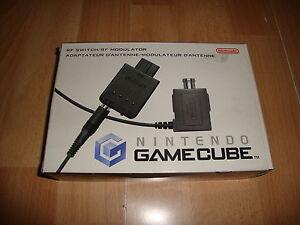 Nintendo GameCube RF Switch/rf modulator