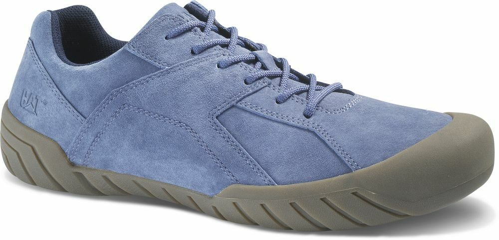 CAT CATERPILLAR Haycox P723201 Leather Sneakers Casual Trainers shoes Mens New