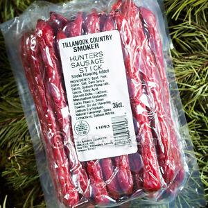 Tillamook Hunters Sausage Sticks 36 Count Bulk Retail