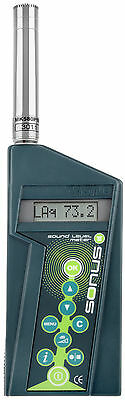 Castle GA116L - Class 1 Data Logging Pro Sound Meter