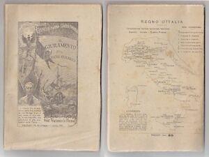 Vachino-Cav-Pietro-IL-GIURAMENTO-DEL-SOLDATO-ITALIANO-Ed-Sacchi-1913-7-Ed
