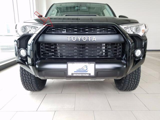 Genuine OEM 2014-18 Toyota 4Runner TRD PRO Upper Grille Insert PZ327-35053