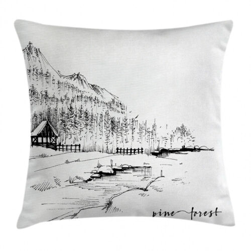 Grunge Pattern Throw Pillow Cases Cushion Covers Home Decor 8 Sizes Ambesonne