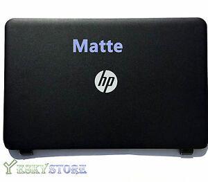 NEW-OEM-Hp-15-G019WM-Texture-Black-Licorice-Display-Lcd-Back-Cover-750569-001