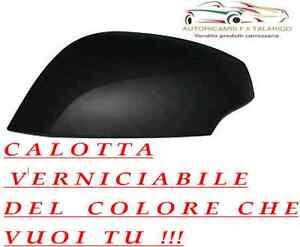 Calotta Specchio Retrovisore Megane 2012 Sinistro Verniciabile