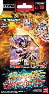 Dragon Ball Super Card Game Parasitic Overlord SD10