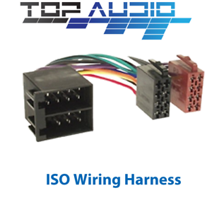64-ISO-wiring-harness-adaptor-cable-connector-lead-loom-plug-wire